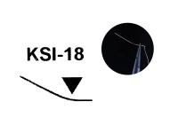 Keydent Schlitten-Nadel