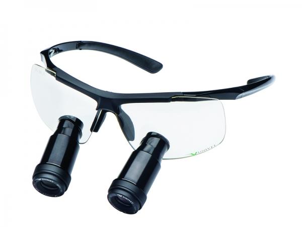 Univet Techne Black Edition TTL Prismatik XS - 4,0x, 5,0x