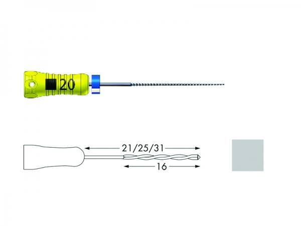 FKG K-Feile Standard SMG (unsteril)