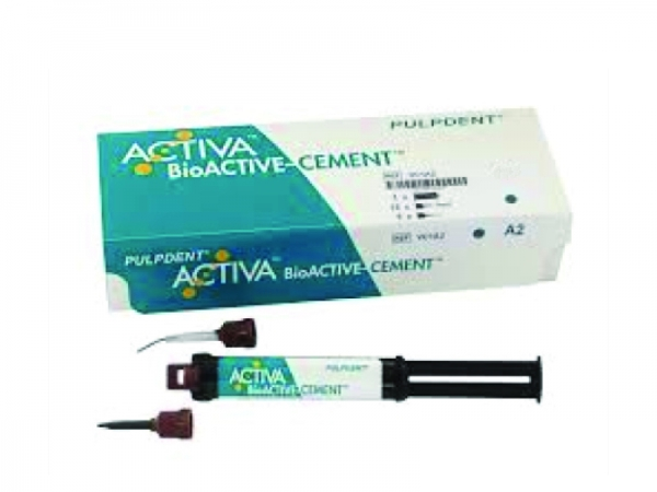 Pulpdent ACTIVA BioACTIVE Zement